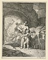 Print, Venus and Cupid at the Forge of Vulcan, ca. 1700 (CH 18418787).jpg