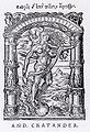 Printer's Device for Andreas Cratander, by Hans Holbein the Younger.jpg