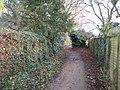Private Footpath - geograph.org.uk - 647592.jpg