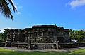 Profile of Kedareshwara Temple in Halebidu1.jpg