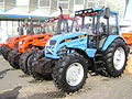 Pronar 82TSA Tractor at IndAgra Farm Romexpo 2010.JPG