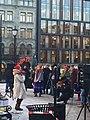 Protest to mark support for reindeer herder Jovsset Ánte Sara.jpg