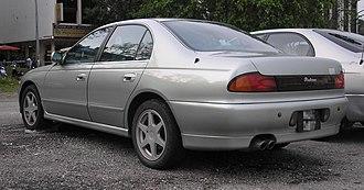 Proton Perdana (first generation) - 1998-2001 Proton Perdana V6