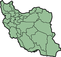 Provinces of Iran Blank.png