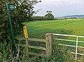 Public footpath near Long Clawson - geograph.org.uk - 959588.jpg