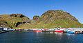Puerto de Vestmannaeyjar, Heimaey, Islas Vestman, Suðurland, Islandia, 2014-08-17, DD 016.JPG