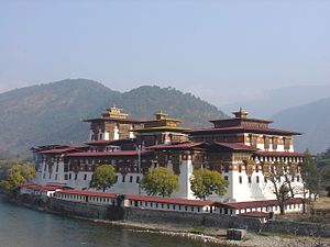 Dzongpen - Punakha Dzong