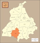 Punjab India Dist Bathinda.png