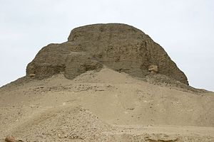 El Lahun - Pyramid of Senusret II at Lahun