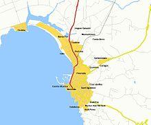 Cartina Sardegna Alghero.Alghero Wikipedia