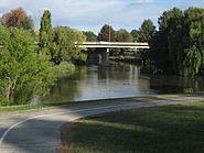 Queanbeyan Bike Paths