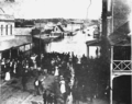 Queensland State Archives 519 Stanley Street South Brisbane during the 1890 flood March 1890.png