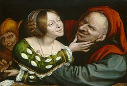 Quentin Massys - Ill-Matched Lovers, c. 1520-25.jpg