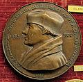 Quentin massys, medaglia di erasmo (bargello).JPG