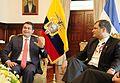Quito, Visita Oficial del Presidente de Honduras al Ecuador (13133747925).jpg