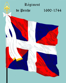 image illustrative de l'article Régiment de Perche (1690)