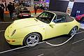 Rétromobile 2015 - Porsche 911 Carrera Cabrio 993 - 1997 - 004.jpg