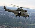 RAF Puma HC1 Helicopter Over London MOD 45153141.jpg