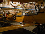 RCAF Tiger Moth 4882 in Hangar.JPG
