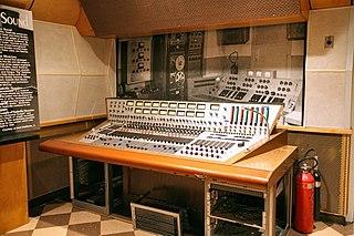 RCA Studio B Music recording studio in Nashville, Tennessee