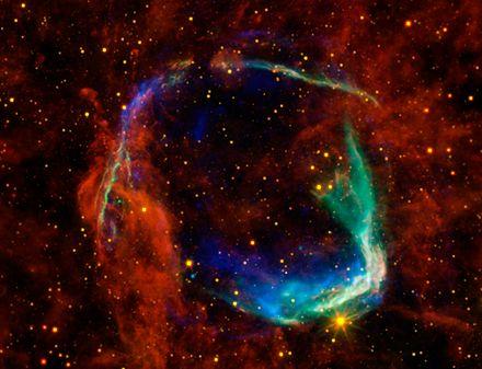 supernova high mass - HD
