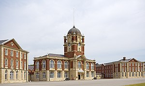 Royal Military College, Sandhurst - Image: RMAS18Je 6 4685