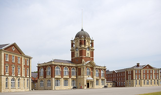 New College buildings at Royal Military Academy Sandhurst RMAS18Je6-4685.jpg