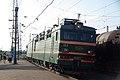 RZD VL85-183. Transsib line, Meget station, Irkutsk oblast. (26149045001).jpg