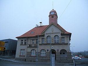 Holýšov - Town hall