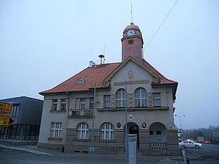 Holýšov Town in Plzeň, Czech Republic