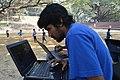 Rafaell Russell at Wikipedia 15 good article edit-a-thon and adda, Chittagong 1 (04).jpg