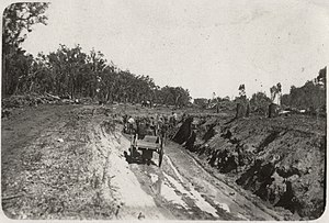 Rail transport in Western Australia - Railway construction circa 1926, Western Australia
