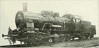 0-10-0 locomotive wheel arrangement