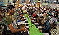 Ramadan 1439 AH, Qur'an reading at Shah Abdul Azim Mosque - 30 May 2018 12.jpg