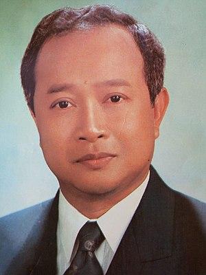 Prime Minister of Cambodia - Image: Ranariddh 1990s