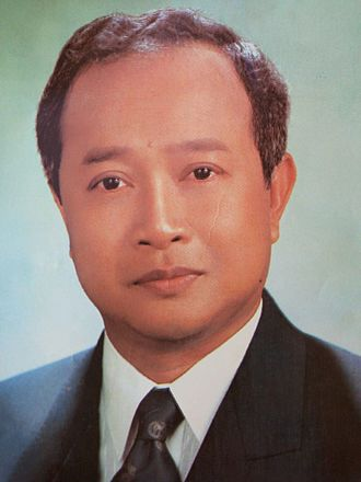 Cambodian general election, 2003 - Image: Ranariddh 1990s