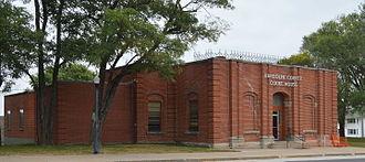 Randolph County, Missouri - Image: Randolph County Missouri courthouse 20151004 134