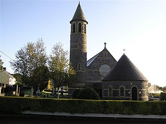 Raphoe - Raphoe Roman Catholic church.