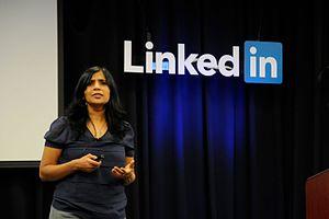 Rashmi Sinha - Rashmi Sinha at LinkedIn, 2012