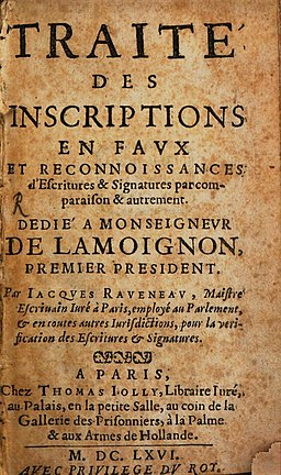 Raveneau 1666