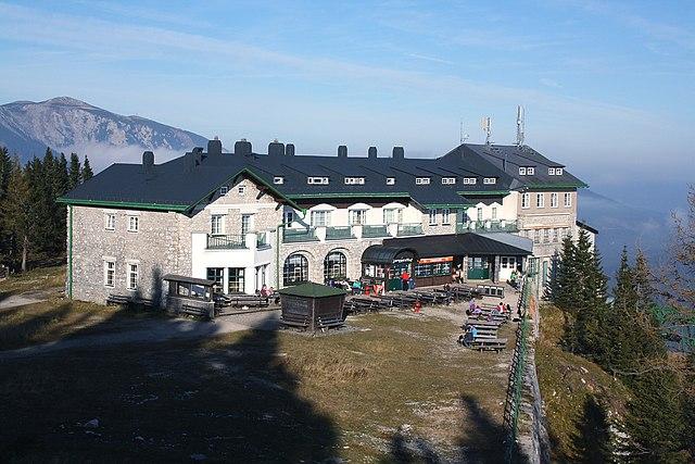 Rax-Seilbahn