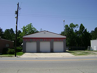 Ray City, Georgia - Image: Ray City Fire Department