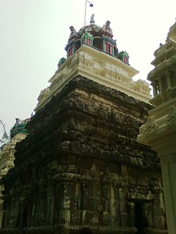 Andhra mahavishnu Temple in Srikakulam