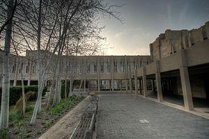 Northwestern University Graduate School - Rebecca Crown Center, where the administration of The Graduate School is located.