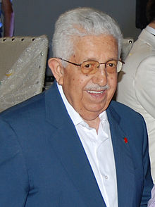 Mehmet Recai Kutan in July 2009.