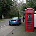Red Telephone Box, Ballylesson - geograph.org.uk - 756946.jpg