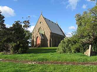 Redesdale, Victoria - Catholic Church at Redesdale