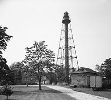 Reedy Island Range Rear Light, Route 9, Taylors Corner (New Castle County, Delaware).jpg