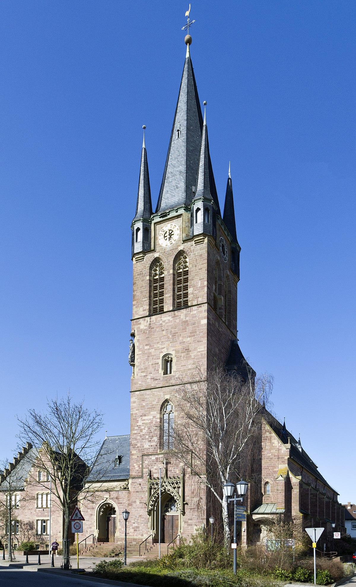 katholische kirche baden