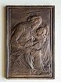 Relief de ghips cun Madona y Bambin dla Berstott Lenert a Urtijëi.jpg